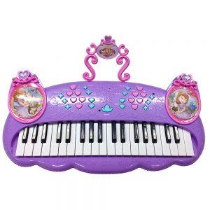 ちいさなプリンセスソフィア メロディーキーボード