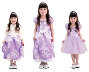ちいさなプリンセス ソフィアのドレス03