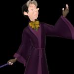 魔法使いセドリックの年齢、家族、野望は?
